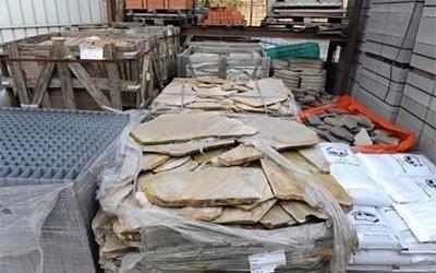 Materiale pavimenti esterni