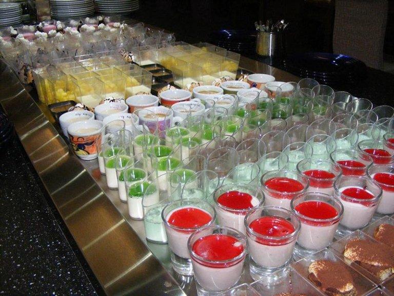 dolci a buffet