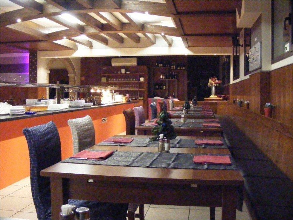 ristorante buffet cucina italiana
