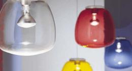 lampadari moderni, lampade, lampade a led
