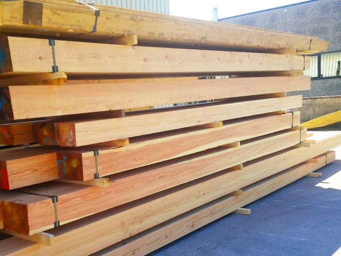 Lastre di legno