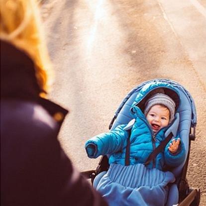 A spasso col bebè