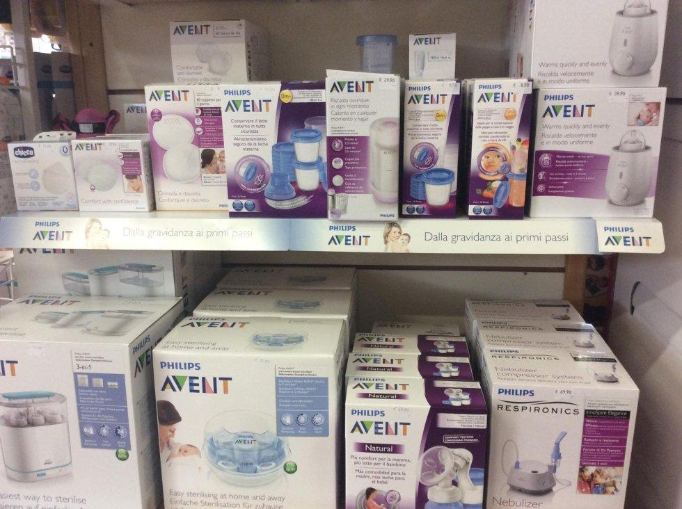 cosmesi e allattamento