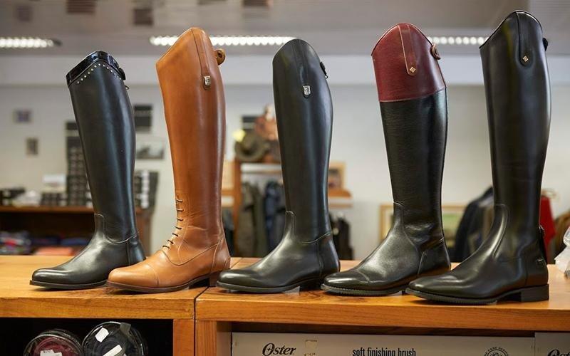 calzature per equitazione
