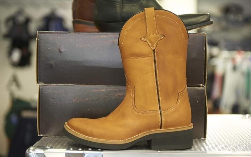 calzature cowboy