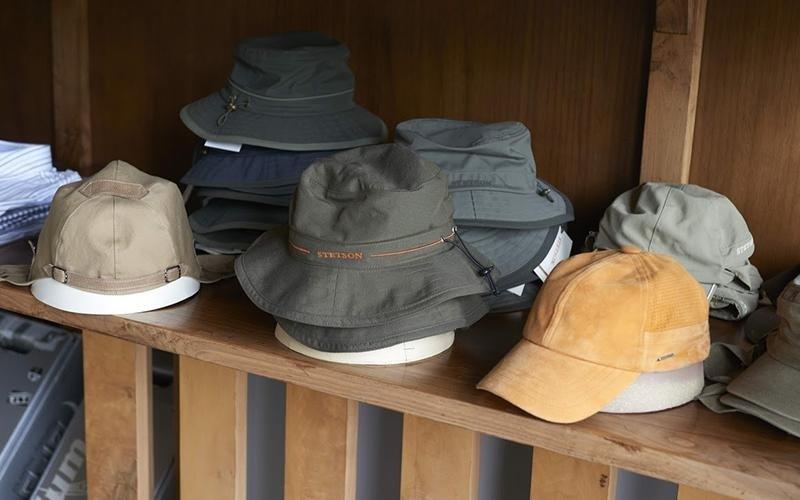 cappelli da pioggia