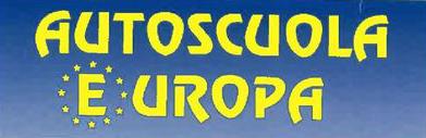 AUTOSCUOLA EUROPA - LOGO