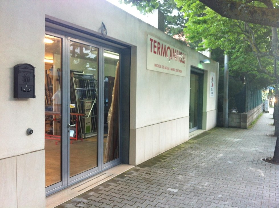 termoinfissi showroom