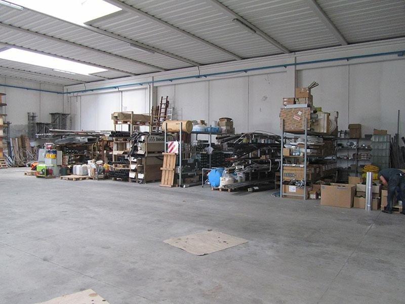 Barbin Impianti magazzini