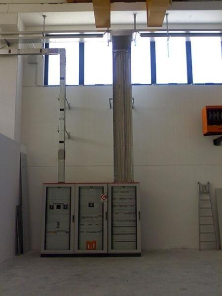 Barbin Impianti Srl impianto elettrico