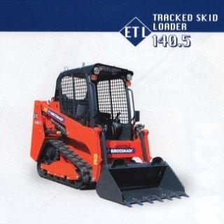 ETL - TRACKED SKID LOADER 140.5