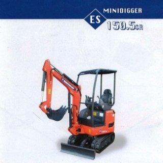 ES - MINIDIGGER 150.5SR