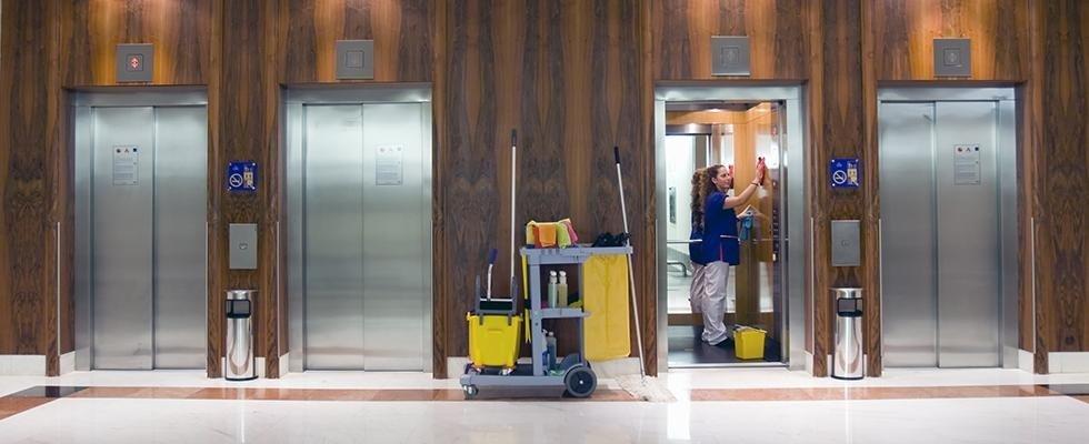 pulizie grandi uffici