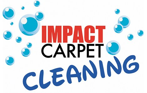 impact pest control imapact carpet cleaning logo