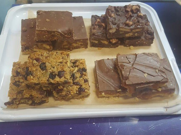 different types of brownies