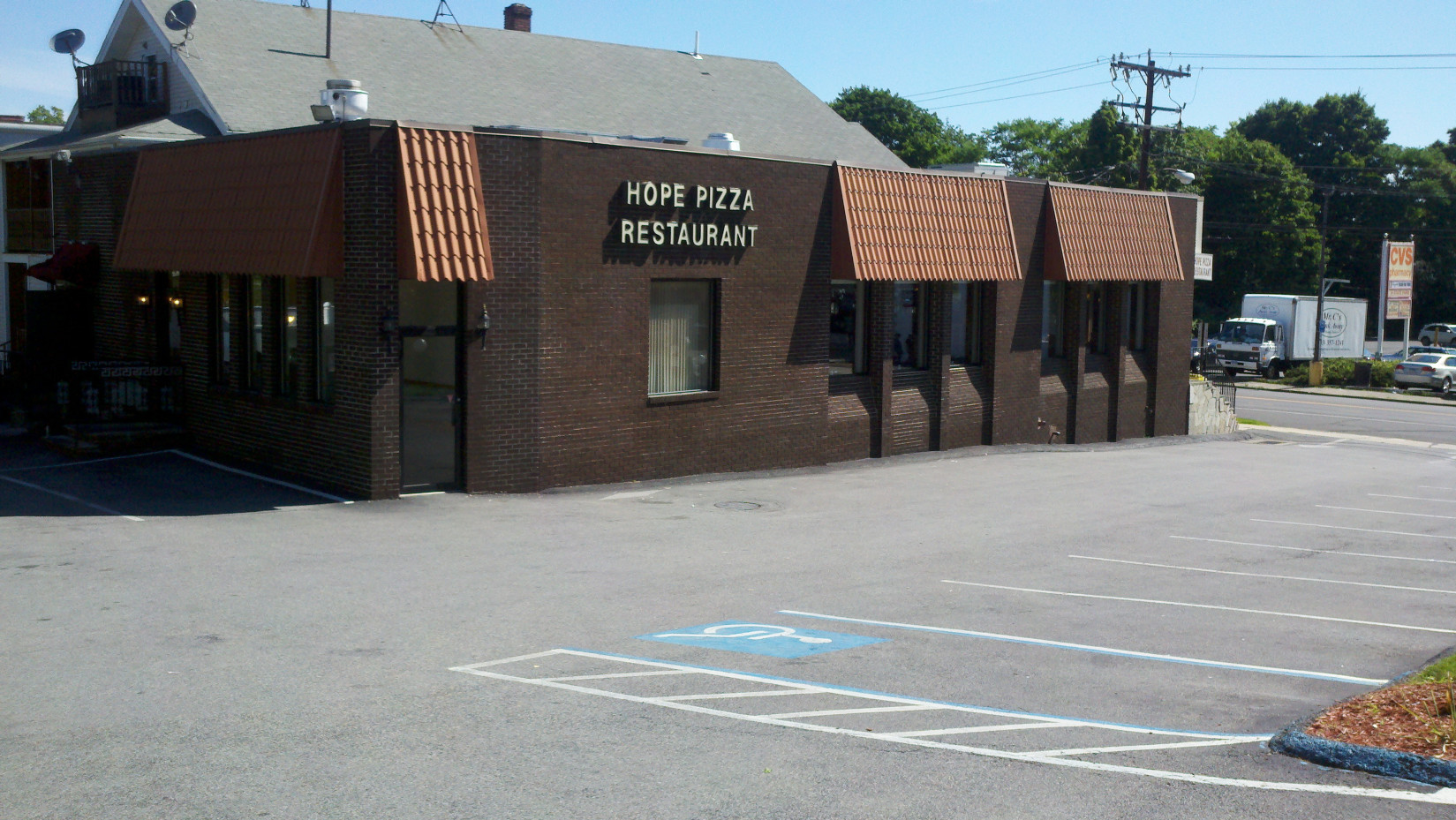 Everyone's favorite neighborhood restaurant that serves the best pizza in Stamford, CT