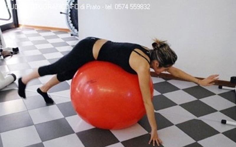 esercizi riabilitazione
