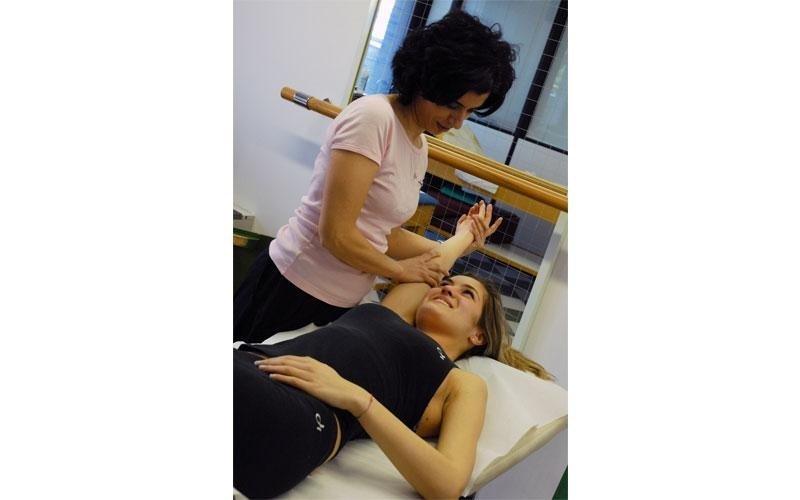 Terapia Manuale braccio