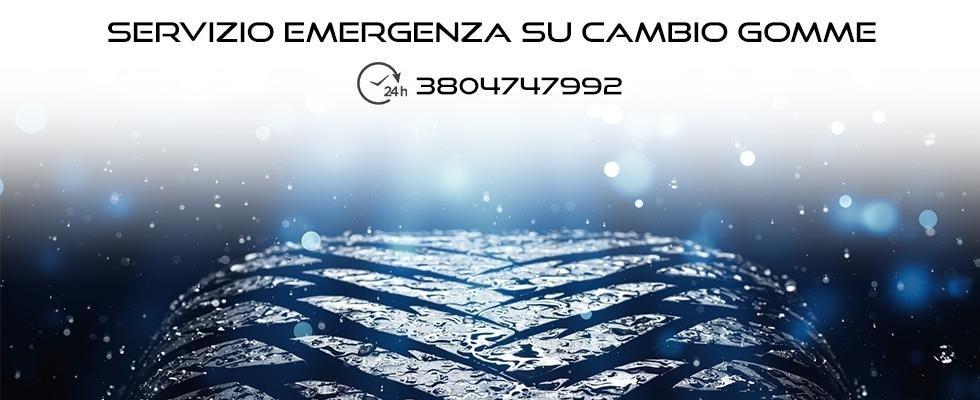 Servizio Pneumatici H24