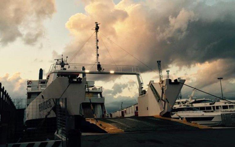 imbarco porto di milazzo