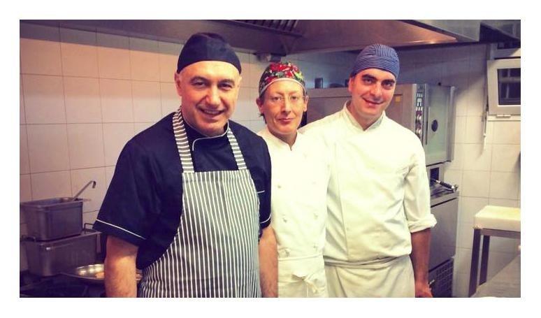 Staff della cucina