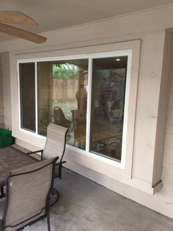 Allstate Siding and Windows - Patio Window