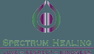 Spectrum Healing logo