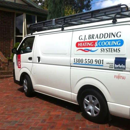 G.J. Bradding Heating & Cooling