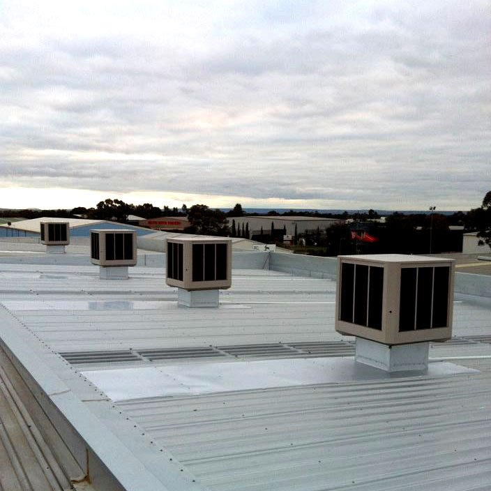 roof air conditioning units