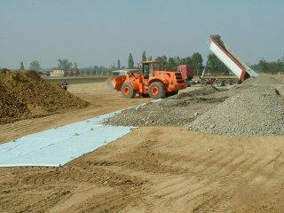 Sbancamento terreni