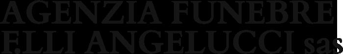 AGENZIA FUNEBRE F.LLI ANGELUCCI sas - LOGO