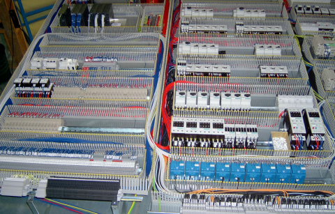 componenti elettrici, automazione industriale