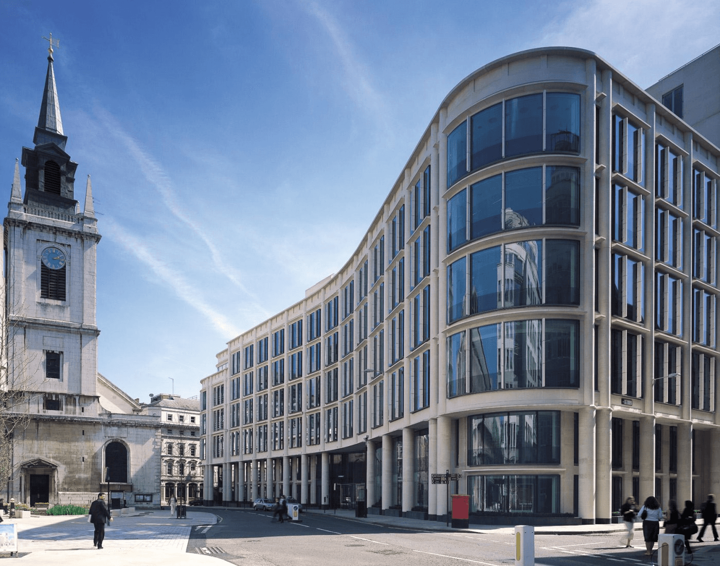 Gresham street sprinkler fit out - Commerzbank london office ...