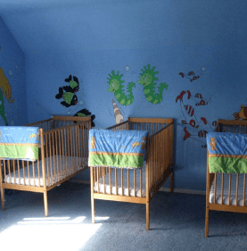 day care beds