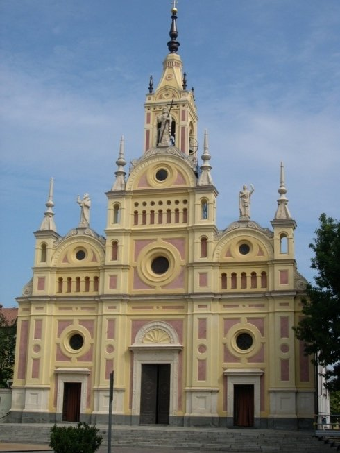 Risanamento e restauro Chiesa S.S. Nazario e Celso – Sesto ed Uniti (CR)
