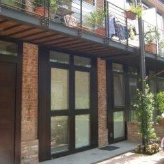 Recupero residenziale ex filanda, Cremona, Cortiletto