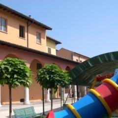 Restauro e risanamento Oratorio S. Imerio, Cremona, Area giochi