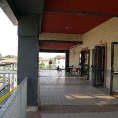 Nuova costruzione Oratorio S. Luigi, Mozzanica, BG, Porticato ricreativo