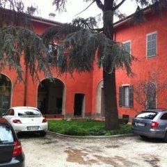 Restauro e risanamento Palazzo Fondulo, Cremona, Cortile