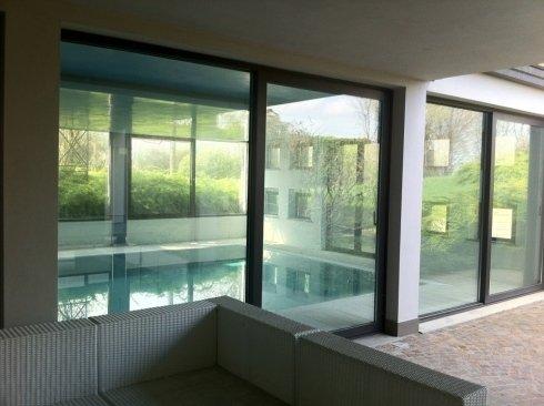Nuova costruzione residenza unifamiliare – Scandolara Ripa d'Oglio (CR) - Piscina