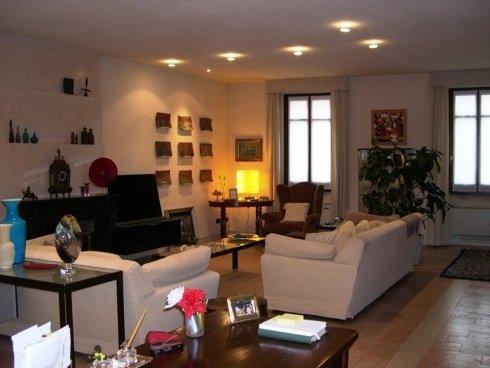 Ristrutturazione residenza unifamiliare – Cremona - Soggiorno