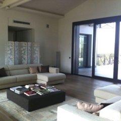 Nuova costruzione residenza unifamiliare, Scandolara Ripa d'Oglio (CR), Soggiorno