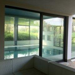 Nuova costruzione residenza unifamiliare, Scandolara Ripa d'Oglio (CR), Piscina