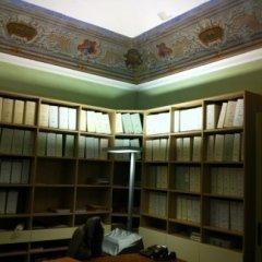 restauro e risanamento Palazzo Fondulo, Cremona, Allestimento uso studio
