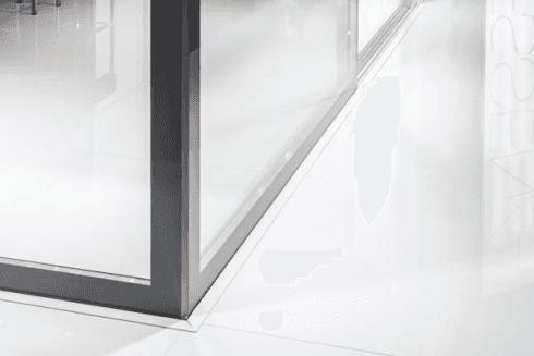 serramento scorrevole alluminio