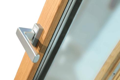 maniglie per finestre in alluminio