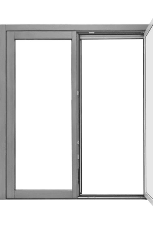 finestre doppio battente
