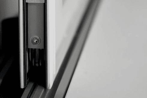 serramento scorrevole