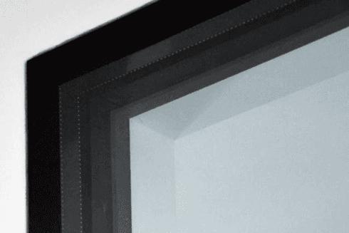 serramento scorrevole singola camera d