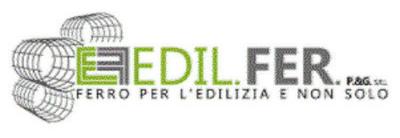 EDIL.FER P&G FERRO E MATERIALE EDILE - LOGO